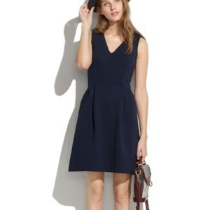 Madewell Blue Gallerist Dress
